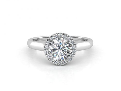 """טבעת-אירוסין-האלו-סוליטר-זהב-לבן-סה""""כ-0.49-קראט-יהלומים-2"""