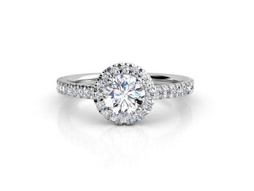 """טבעת-אירוסין-זהב-לבן-האלו-פאווה-רוייל-סה""""כ-0.63-קראט-יהלומים-7-7"""