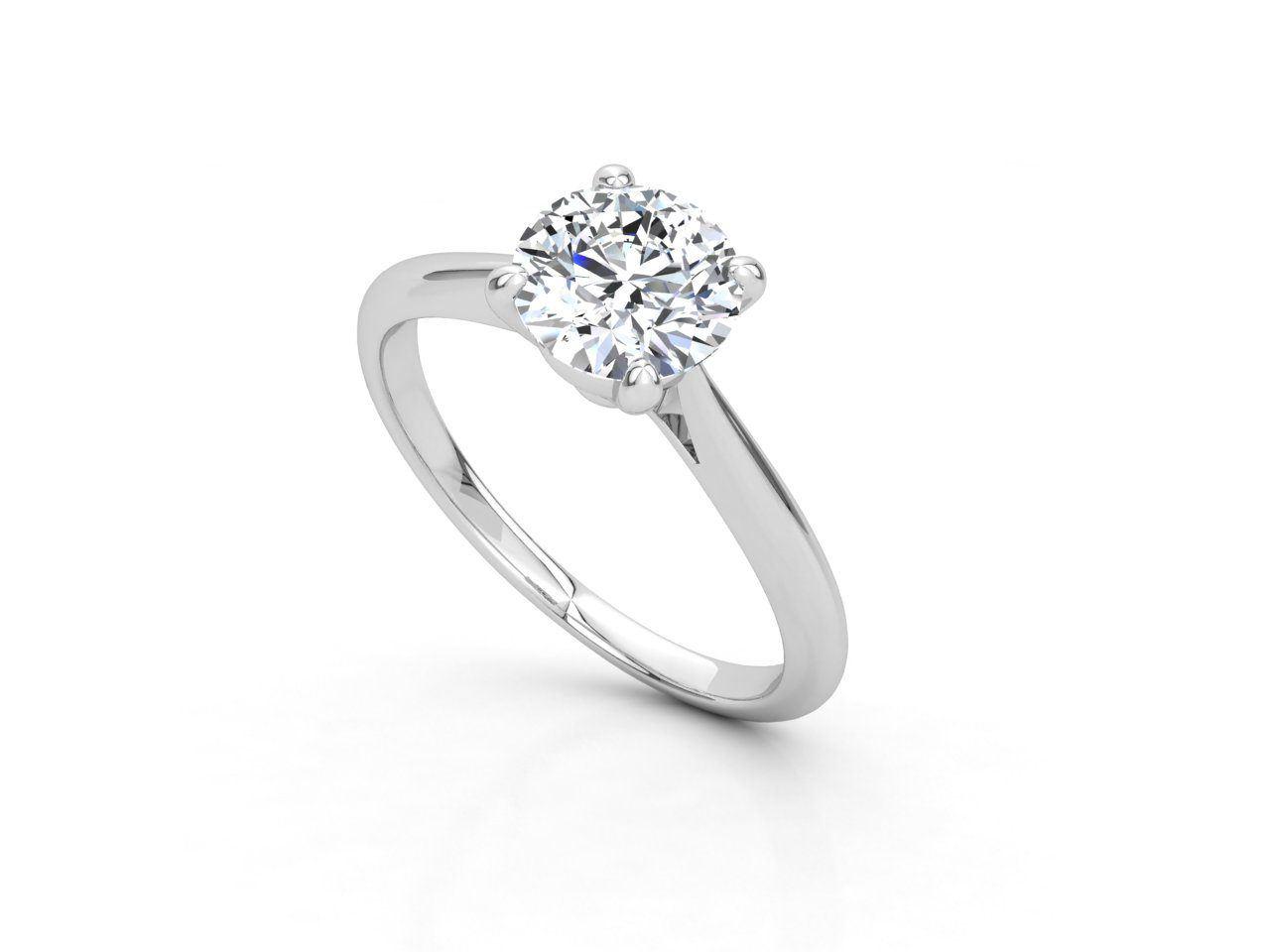 טבעת-אירוסין-זהב-לבן-סוליטר-קלאסית-עם-יהלום-מרכזי-0.83-קראט-8